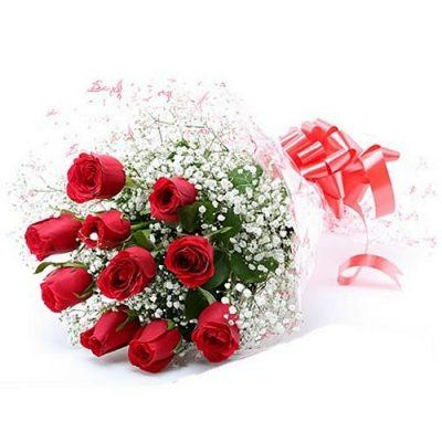 Τριαντάφυλλα σε μπουκέτο 01
