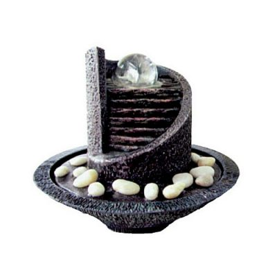 1220013 Polyresin water fountain