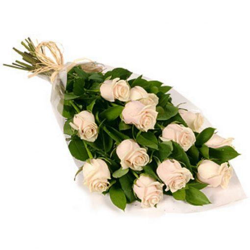 12 Τριαντάφυλλα - Σομόν 001107