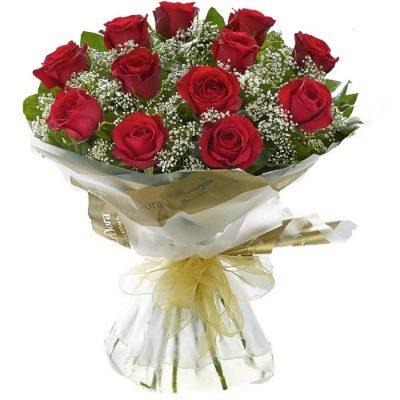 Roses Bouquet 001053