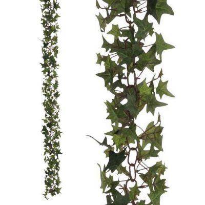 Τεχνητό κρεμαστό φυτό γιρλάντα - Κισσός αλυσίδα x 510 φύλλα 310550