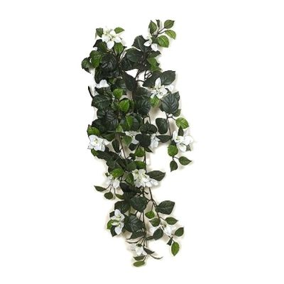 Artificial hanging plant - Bougainvillea white 310580