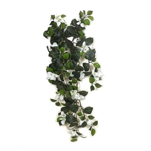 Artificial hanging plant - Bougainvillea white 310580