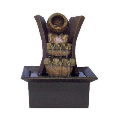 2401 Polyresin water fountain