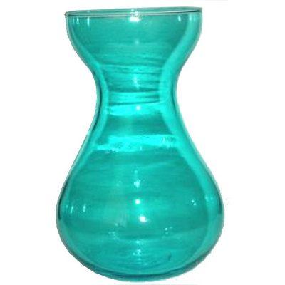 Βάζα για καλλιέργεια βολβών σε νερό - Βάζο για υάκινθους μπλε