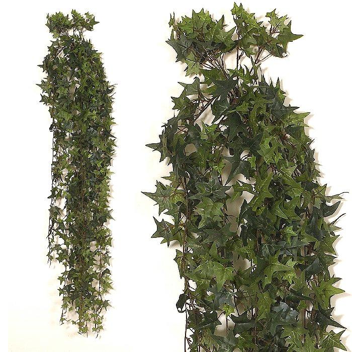 Τεχνητό κρεμαστό φυτό - Κισσός 311100
