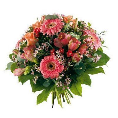 Μπουκέτο με φρέσκα λουλούδια 00351
