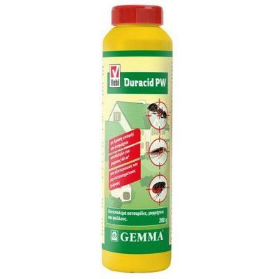 Duracid ετοιμόχρηστο εντομοκτόνο σκόνη