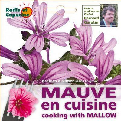Σπόροι φαγώσιμων λουλουδιών - 026987 Μάλβα - Αγριομολόχα