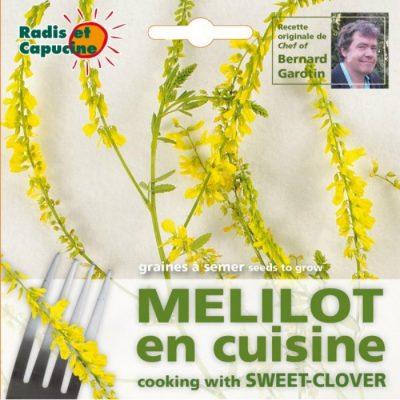 Σπόροι φαγώσιμων λουλουδιών - 026979 Μελίλωτος - Νυχάκι