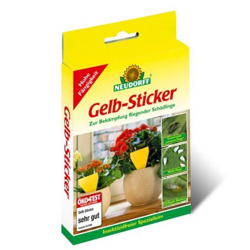 Gelb-Sticker / Neudorff κίτρινα αυτοκόλλητα εντομοπαγίδες