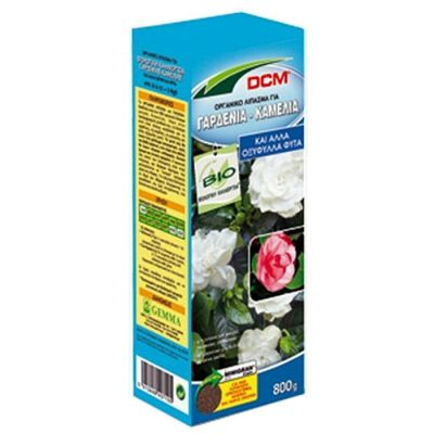 Organic fertilizer for gardenia - camellia