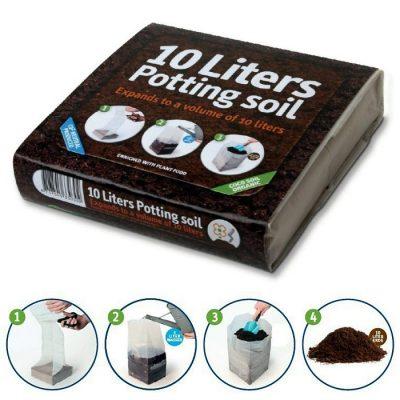 Potting Soil - Υπόστρωμα Κοκοφοίνικα
