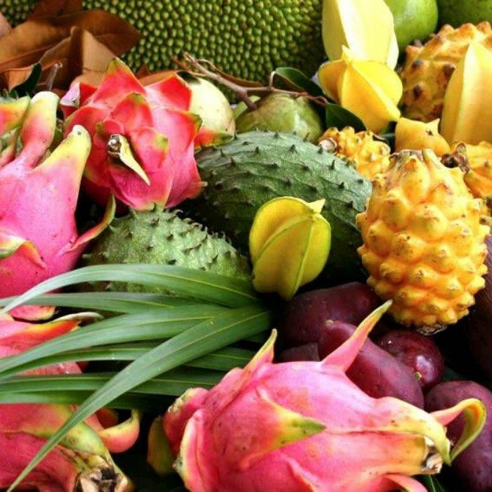Σπόροι εξωτικών φρούτων