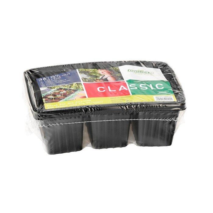 10294007- Πλαστικές καρτέλες θήκες-γλαστράκια