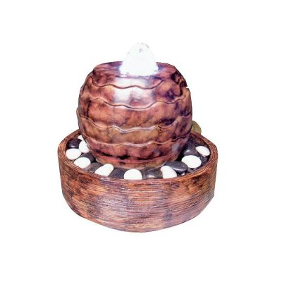 1222069 Polyresin water fountain