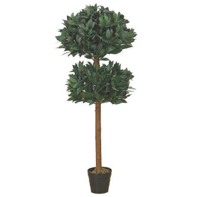 Τεχνητό φυτό – Δάφνη μπάλα διπλή 13001-4-313350