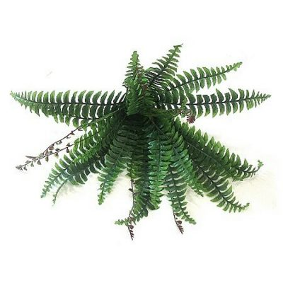 Artificial hanging plant – Boston Fern 310600