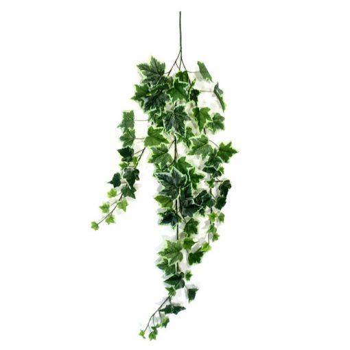Τεχνητό κρεμαστό φυτό – Κισσός Δίχρωμος A11284 V/310500