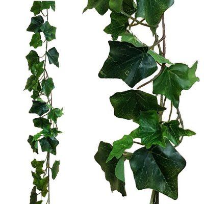 Τεχνητό κρεμαστό φυτό γιρλάντα – Κισσός x 98 φύλλα A11293/310500