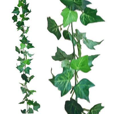 Τεχνητό κρεμαστό φυτό γιρλάντα – Κισσός x 50 φύλλα A020666/310320