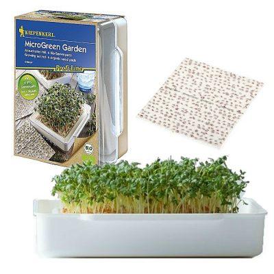 Σύστημα βλάστησης MicroGreen Garden
