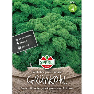 "81082 - Brassica oleracea var. sabellica ""Kale"""
