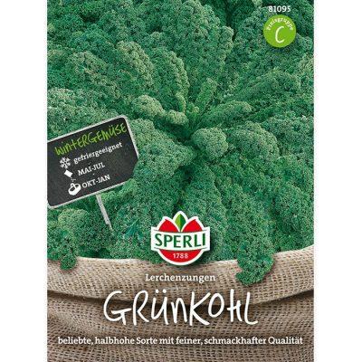 "81095 - Brassica oleracea var. sabellica ""Kale"""