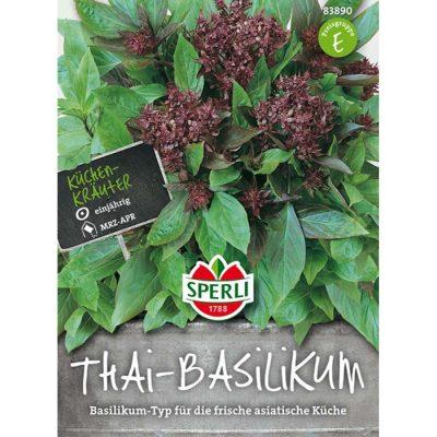 83890 - Ocimun basilicum var. thai