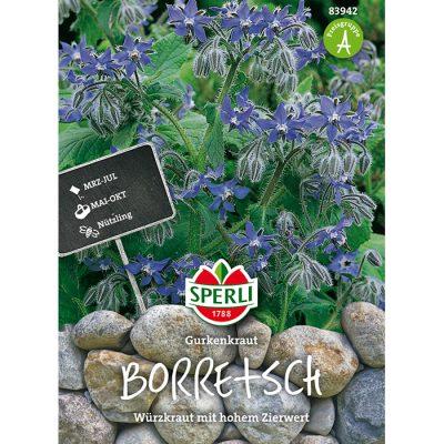 83940 - Borago officinalis