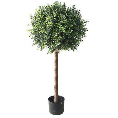 Artificial plant – Buxus topiary single 313700
