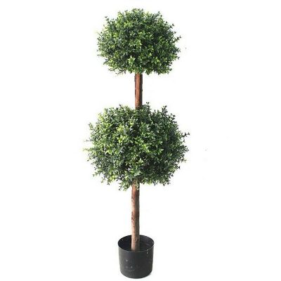 Artificial plant – Buxus topiary double 314800