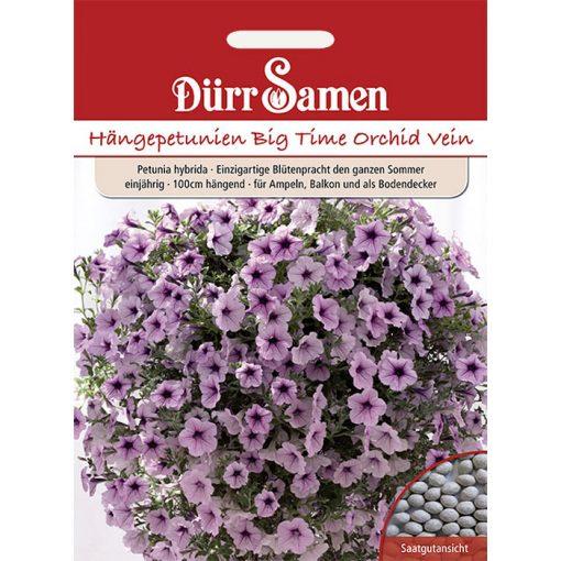 "DS1983 – Πετούνια υβρίδιο κρεμαστή ροζ λιλά – Petunia hybridica ""Big Time Orchid Vein"""