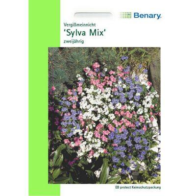 "S1900 - Μη με λησμόνει μέίγμα - Myosotis sylvatica ""Sylva Mix"""
