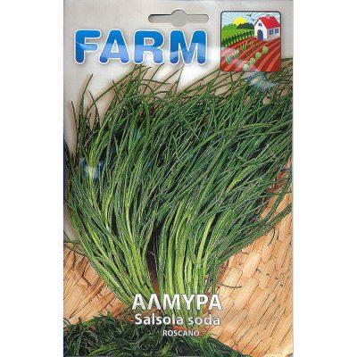 FARM 501 - Salsola soda