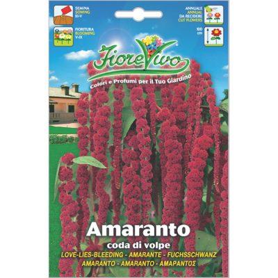 A074 – Amaranthus