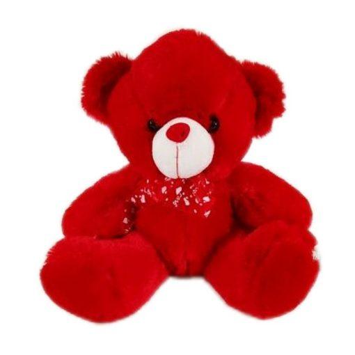 Αρκουδάκι λούτρινο Βαλεντίνου 23085