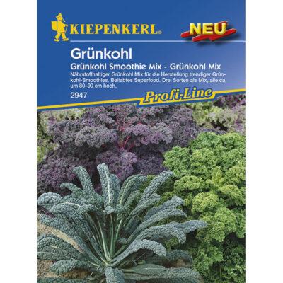 """2947 - Brassica oleracea var. palmifolia sabelica """"Smoothie Mix"""""""