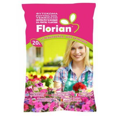 Φυτόχωμα με βερμικουλίτη Florian