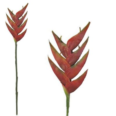 Artificial Heliconia stem